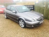 Jaguar x type diesel sport 07 reg full leather excellent condition 55 mpg finance available