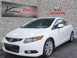2012 Honda Civic Si (M6)