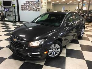 2015 Chevrolet Cruze 1LT 100% APPROVAL GUARANTEED!!!