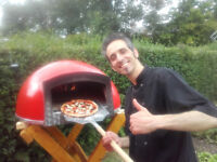 Woodfire oven and italian pizza chef for hire. A fantastic experience at a fair price! HAVE A L@@K