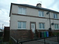 2 BED UPPER FLAT, IN LESLIE, FIFE.