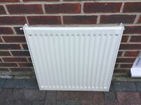 60 x 60 radiator good condition