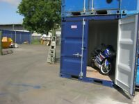 """Brand New 8ft Shipping Container's FOR SALE """"ONLY 1695+VAT"""" site store shed portable cabin SCOTLAND"""