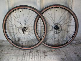 700c Sonder Camino (Alpkit) Love Mud wheelset for sale