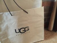 Luxury Sheepskin UGG Boots black size 38 (5)