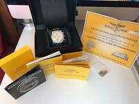 Breitling Chronomat B13356 2008 Diamond!