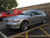 2006 Jaguar X-Type Sport 2.2 Diesel Estate FSH