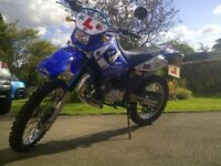 Yamaha DT125 RE AMAZING CODITION MUST SEE !! Not WR,YZF