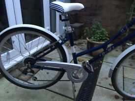 Girls Pendleton bike excellent condition. Rarely used