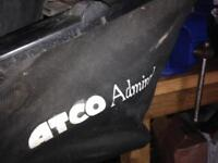 "ATCO ADMIRAL 16"" Mower bag, also fits Qualcast turbo perfectly"