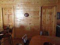 Ditch Lake cabin for sale