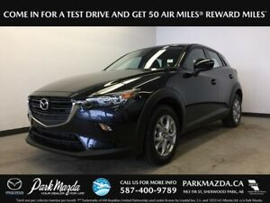 2019 Mazda CX-3 GS AWD - Bluetooth, Backup Cam, Heated Front Sea