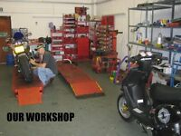 Experienced Motorcycle Technician/Mechanic