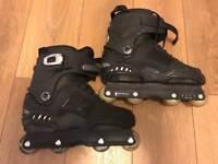 Rollerblade TRS aggressive skates