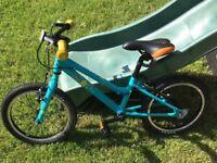 Children's 12 inch bike