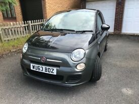Fiat 500 GQ (Special Edition)