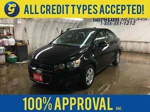 2016 Chevrolet Sonic LT*REMOTE START*BACK UP CAMERA*MY LINK PHON