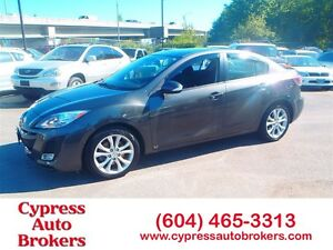 2010 Mazda MAZDA3 GT (Power Sunroof)