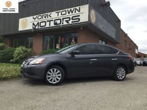 2014 Nissan Sentra 1.8 S  58K NOACCIDENT 1OWNER BLUETOOTH
