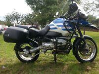 BMW R1150GS Motorrad Blue/White