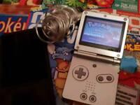 Game Boy SP Advanced Pokemon Fire Red