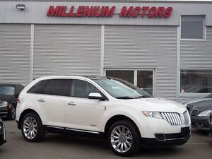 2011 Lincoln MKX LIMITED AWD/ NAVI/ B.CAM / SUNROOF/ ONLY 74,000