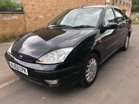Ford Focus 1.6 Ghia 1 previous owner leather interior