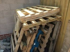 pallets to make furniture kindling fire wood