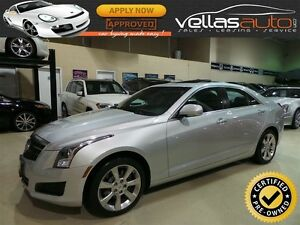 2013 Cadillac ATS 2.0L Turbo Luxury 2.0L| TURBO| LUXURY| AWD|...