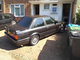 E30, 1989 BMW 325i Sport, Manual, M-Tec