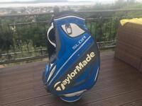 Taylormade tour/staff bag 9.5 **good condition**