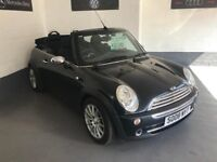 MINI ONE 1.6 CABRIOLET/CHILLI PACK/2008/08/FULL MOT/3 MONTHS WARRANTY
