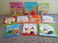 10 Charlie and Lola Books by Lauren Child