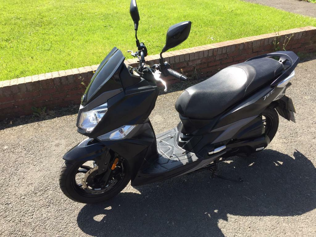 2019 68 plate sym Jet 14 scooter 125 moped   in Stanley, County Durham    Gumtree