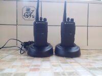 Motorola dp1400 2 way radio