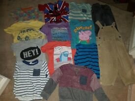 Boys bundle 18- 24months