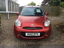 For Sale Nissan Micra 1.2 Acenta auto