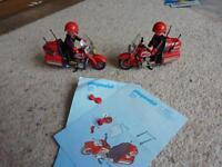 Playmobil Motorbikes and Riders