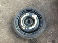 AUDI A3 S3 18inch SPACESAVER WHEEL