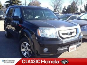 2011 Honda Pilot TOURING NAVI LEATHER BACKUP CAMERA REAR DVD