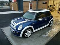 Modified, quick Cooper S JCW