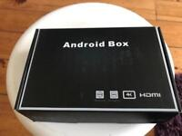 New boxed android boxes available!! See description