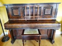 FREE to a good home, Alfred Eccles Piano