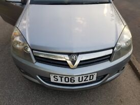 2006 HPI CLEAR VAUXHALL ASTRA SXI SILVER