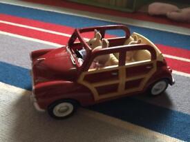 Sylvanian Family Car