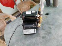 Stuart Turner Monsoon Pump U 3.0 Bar Single Shower Pump