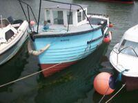 """""ft grp fishing boat"