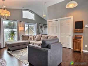 144 000$ - Bungalow à vendre à ND-Du-Mont-Carmel