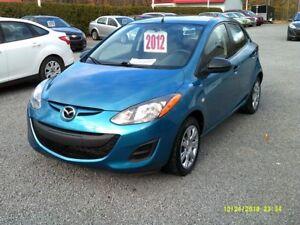 2012 Mazda Mazda2 GX air