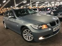 BMW 320D SE DIESEL TOURING 2006 AUTOMATIC MINT FULL BMW HISTORY LONG MOT 10 STAMPS IMMACULATE